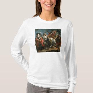 マーカスAureliusの勝利 Tシャツ