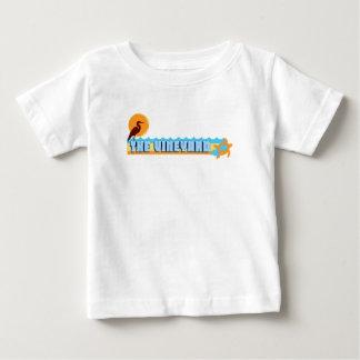 """マーサのブドウ園の""""ビーチ""""の設計 ベビーTシャツ"""