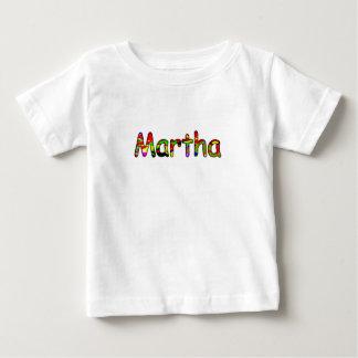 マーサの小さいTシャツ ベビーTシャツ