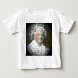 マーサワシントン州のヴィンテージの幻灯のスライド ベビーTシャツ
