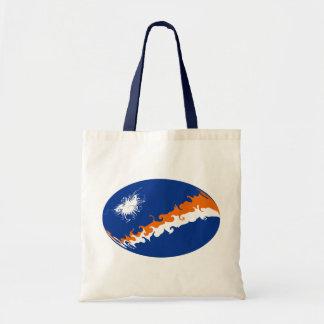 マーシャルアイランドのすごい旗のバッグ トートバッグ
