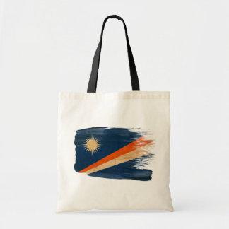 マーシャルアイランドの旗のキャンバスのバッグ トートバッグ