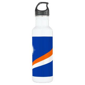 マーシャルアイランドの旗 ウォーターボトル