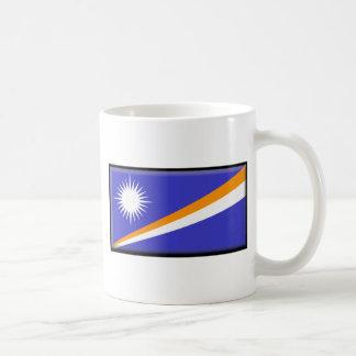 マーシャルアイランドの旗 コーヒーマグカップ