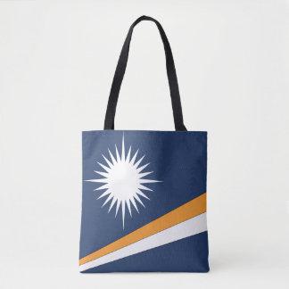 マーシャルアイランドの旗 トートバッグ