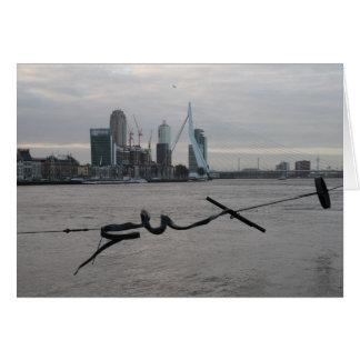 マース川、ロッテルダム カード