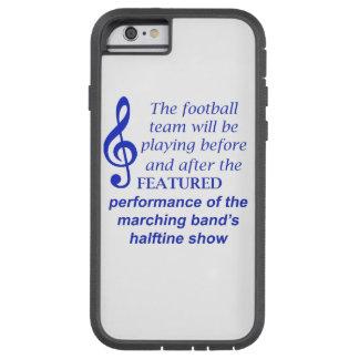 マーチングバンドの性能1058年 TOUGH XTREME iPhone 6 ケース