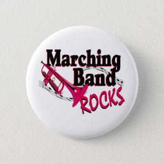 マーチングバンドの石 缶バッジ