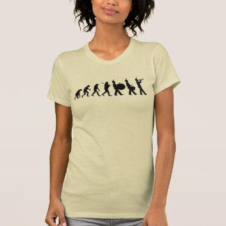 マーチングバンドの進化 Tシャツ