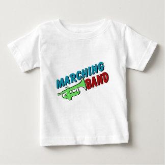 マーチングバンド ベビーTシャツ