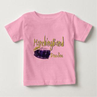 マーチングバンドDrumline ベビーTシャツ