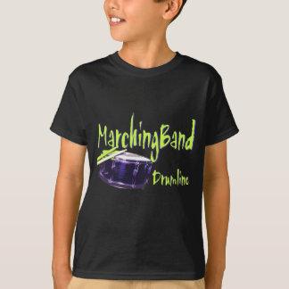 マーチングバンドDrumline Tシャツ