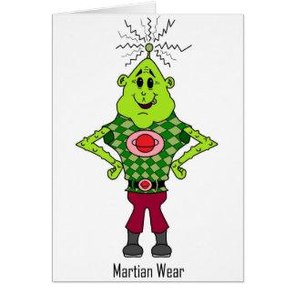 マーティン火星人 カード