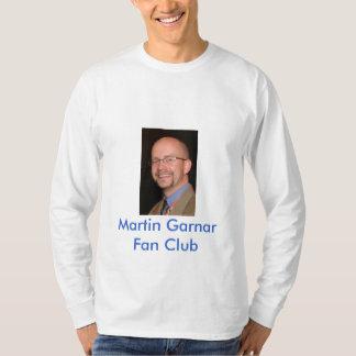 マーティンGarnarのファン・クラブT企業のな一見 Tシャツ