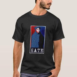 マーティンLuther -憎悪 Tシャツ