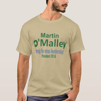 マーティンO'MALLEY 2016年 Tシャツ