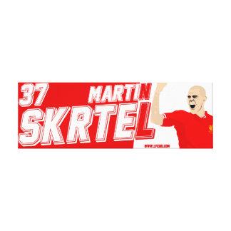 マーティンSkrtelのキャンバスのプリント キャンバスプリント