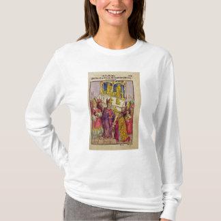マーティンV法皇はSigismundに記号によるギフトを与えます Tシャツ