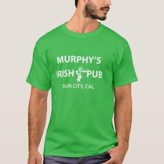 マーフィーのアイルランドのパブのTシャツ Tシャツ