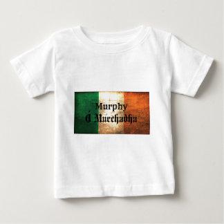 マーフィーのアイルランド人の旗 ベビーTシャツ