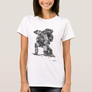 マーフィーのエリオット祈る兵士 Tシャツ