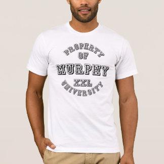 マーフィー大学の特性 Tシャツ