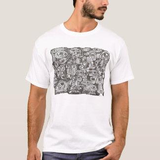 マーマンの変態 Tシャツ
