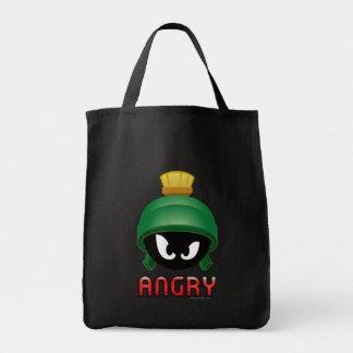 マーヴィンはMARTIAN™ Emojiを怒ります トートバッグ