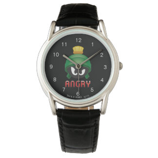 マーヴィンはMARTIAN™ Emojiを怒ります 腕時計