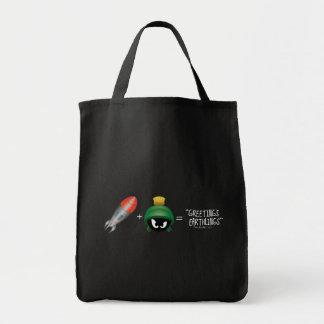 マーヴィンMARTIAN™ Emojiの同等化 トートバッグ