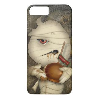 ミイラのハロウィンのおもしろいな衣裳 iPhone 8 PLUS/7 PLUSケース
