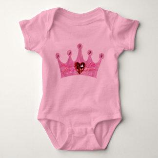 ミイラの小さく完全な王女乳児のクリーパー ベビーボディスーツ