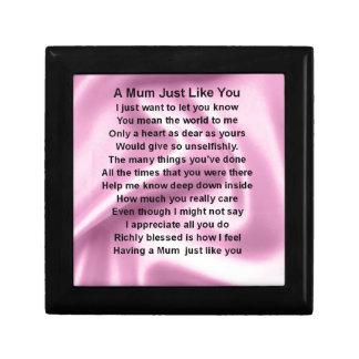 ミイラの詩-ピンクの絹 ギフトボックス