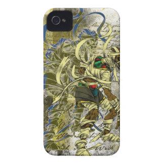 ミイラのIPhoneの例 Case-Mate iPhone 4 ケース
