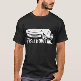 ミキサーの運転者 Tシャツ