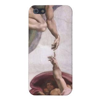 ミケランジェロのルネサンス芸術 iPhone 5 CASE