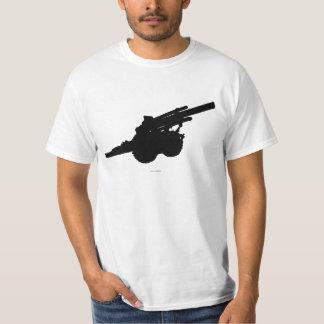 ミサイル発射機銃 Tシャツ