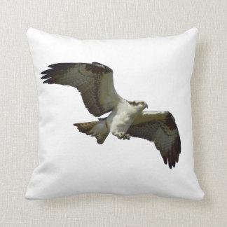 ミサゴのタカの鳥の枕 クッション