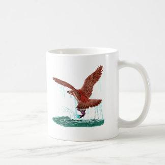 ミサゴ。 コーヒーマグカップ