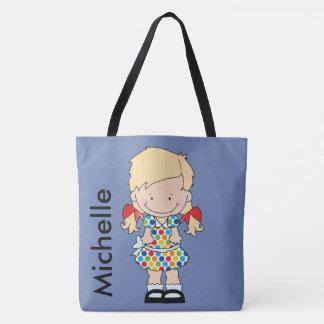ミシェールの名前入りなギフト トートバッグ