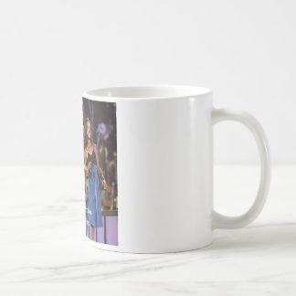 ミシェールオバマおよび娘 コーヒーマグカップ
