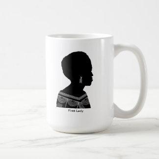ミシェールオバマのコップ コーヒーマグカップ