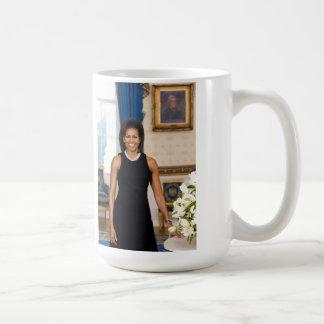 ミシェールオバマのマグ コーヒーマグカップ