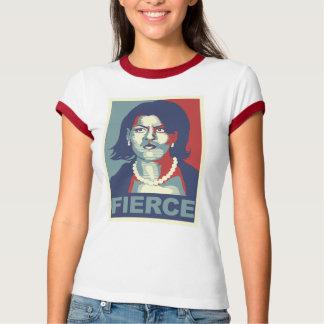 ミシェールオバマは激しいです Tシャツ