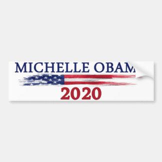 ミシェールオバマ2020年 バンパーステッカー