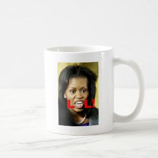 ミシェールオバマLOL コーヒーマグカップ