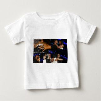 ミシェール及びバラック・オバマ愛 ベビーTシャツ