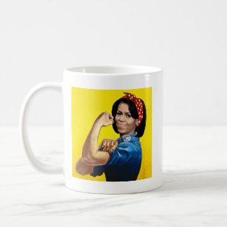 ミシェールRIVETER.png コーヒーマグカップ
