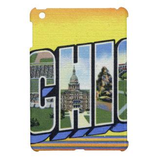 ミシガン州からの挨拶 iPad MINIケース