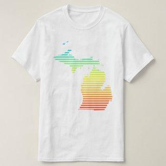ミシガン州の冷えは衰退します Tシャツ